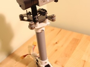 Feiyu Tech G3 (FY G3) Hand Held Brushless Gimbal in White Strong & Flexible