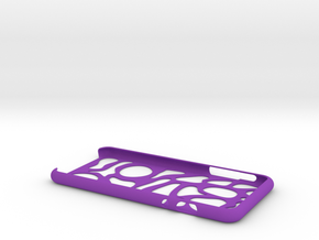 Case for iPhone 7 plus in Purple Processed Versatile Plastic