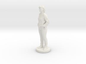 Printle C Femme 203 - 1/24 in White Natural Versatile Plastic