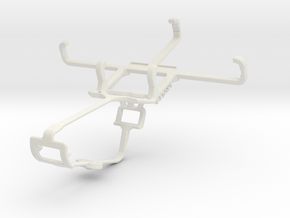 Controller mount for Xbox One & Maxwest Astro 3.5 in White Natural Versatile Plastic