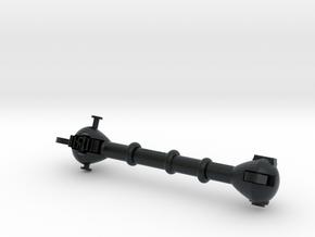 FIDGET PEN in Black Hi-Def Acrylate: Large