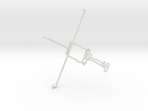 Controller mount for Xbox One & Asus Google Nexus  in White Natural Versatile Plastic