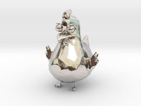 Chicken in Platinum