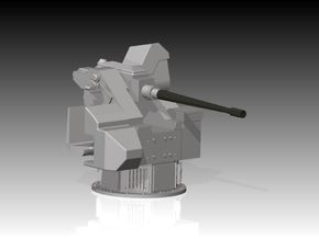 30mm Cannon kit x 2 - 1/96 in Smooth Fine Detail Plastic