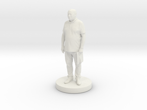 Printle C Homme 073 - 1/24 in White Strong & Flexible