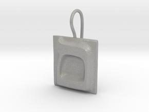 24 Mem-sofit Earring in Aluminum