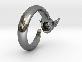 Dragon Ring in Premium Silver: 7 / 54