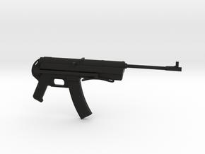 Sturmgewehr MP 45(M), Stock In, Storm Rifle, 1/6 in Black Natural Versatile Plastic