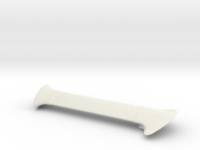 Seaking Sponson Brace LH in White Natural Versatile Plastic