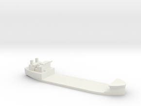 Montford Point MLP in White Natural Versatile Plastic: 1:3000