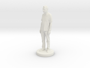 Printle C Homme 097 - 1/24 in White Strong & Flexible