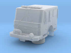 1/87 ALF Metro Cab 1/87 Bayonne, NJ Dept ALF Engin in Frosted Ultra Detail