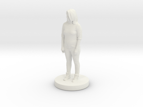 Printle C Femme 234 - 1/24 in White Natural Versatile Plastic