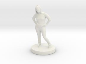 Printle C Femme 235 - 1/24 in White Natural Versatile Plastic