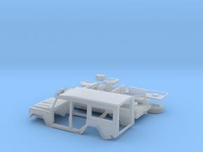 LRS-ANIBAL-H0-Mejorado-Piezas in Smooth Fine Detail Plastic