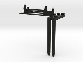 Palettengabel 1:32 weise toys Stoll Frontlader in Black Natural Versatile Plastic