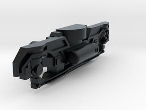 CLRV HO Truck Sideframe in Black Hi-Def Acrylate