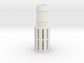 Hose end filter in White Strong & Flexible