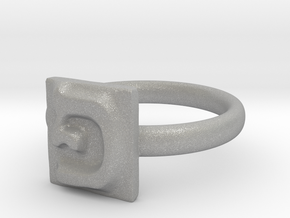 17 Pe Ring in Aluminum: 7 / 54
