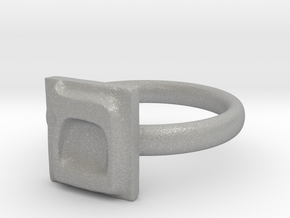 24 Mem-sofit Ring in Aluminum: 7 / 54