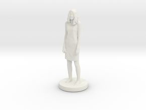 Printle C Kid 019 - 1/24 in White Strong & Flexible