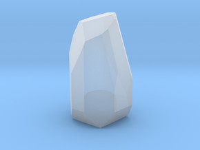 ASK-SHOTO Crystal in Smooth Fine Detail Plastic