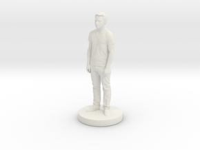 Printle C Homme 167 - 1/24 in White Strong & Flexible