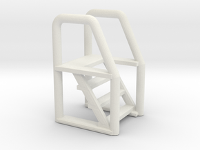 1/144 Scale Maintenance Stand GSE in White Natural Versatile Plastic