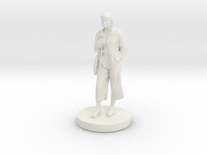Printle C Femme 160 - 1/24 in White Natural Versatile Plastic