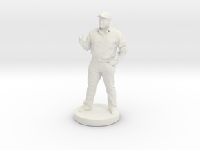 Printle T Homme 200 - 1/24 in White Natural Versatile Plastic