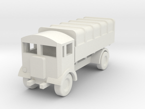 1/144 Scale AEC Matador Covered in White Strong & Flexible
