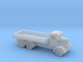 1/200 Scale Austin K6 Cargo Truck in Smooth Fine Detail Plastic