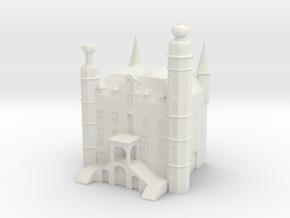 Stadhuis Venlo/Cityhall Venlo in White Strong & Flexible