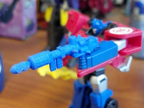Armada Requiem Blaster in Blue Processed Versatile Plastic: Small