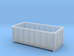 1/64 16 Foot Omaha Standard / Giant Grain Bed in Smooth Fine Detail Plastic