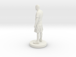 Printle C Homme 205 - 1/24 in White Strong & Flexible