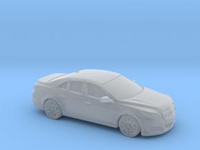 1/87 2013-Present Chevrolet Malibu in Smooth Fine Detail Plastic