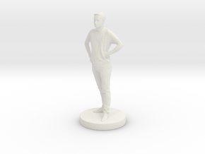Printle C Homme 219 - 1/24 in White Strong & Flexible