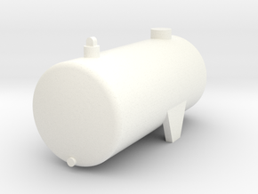 Better Bilt Manure Tank in White Processed Versatile Plastic