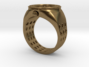 Watch Rings in Natural Bronze: 7 / 54