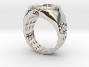 Watch Rings in Platinum: 7 / 54