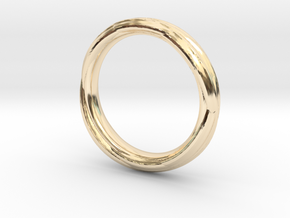 Ring 7b in 14K Yellow Gold