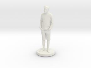 Printle C Kid 027 - 1/24 in White Natural Versatile Plastic