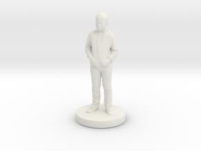 Printle C Kid 030 - 1/24 in White Natural Versatile Plastic