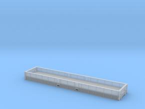 2x 40 Ft Plattform Container mix ohne Querstreben in Smooth Fine Detail Plastic