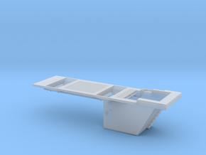 F-M Cinder Base - HO 2 In in Smooth Fine Detail Plastic