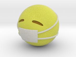 Emoji33 in Full Color Sandstone