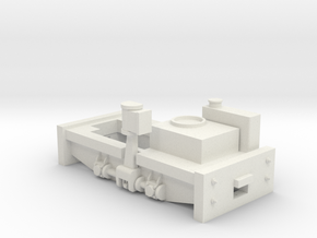 Bachmann Shay Frame V19 in White Strong & Flexible