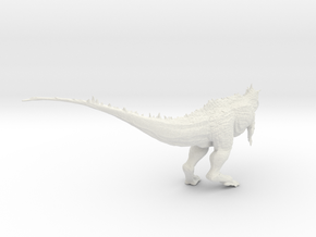 Mapusaurus roseae in White Strong & Flexible: Small