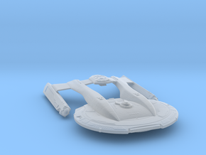U.S.S. AKIRA in Frosted Ultra Detail